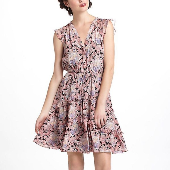 4603a063522ca Anthropologie Dresses & Skirts - Lil Paisley Dress from Anthropologie